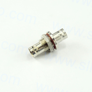 BNC Jack to BNC Jack Straight 50 Ohms Adapter