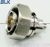 7/16 male to 3.5mm female straight adapter 50 ohm 5A7M06S-P3F-001