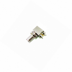 SMA jack right angle connector for pcb through hole 50 ohm 5MAF25R-P41-044
