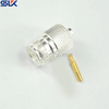NON-MAGNETIC N jack straight solder connector for 670-141 SXE cable 50 ohm NM-5NCF15S-S02-024