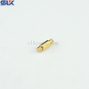 SMP jack straight crimp connector for LMR-100A cable 50 ohm 5SPF11S-A02-004