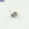 SMA plug straight solder connector for SLD-120 cable 50 ohm 5MAM15S-A492