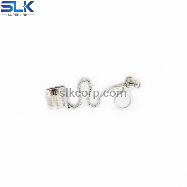 N type dust cap with safety chain 5NCM00S-T00-002
