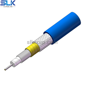 SPT-600 SPT series Temperature phase stable low loss flexible coaxial cable
