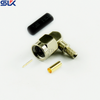 SMA plug right angle crimp connector for AA-11852 cable 50 ohm 5MAM11R-A561