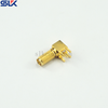 SMA jack right angle connector for pcb through hole 50 ohm 5MAF25R-P41-047