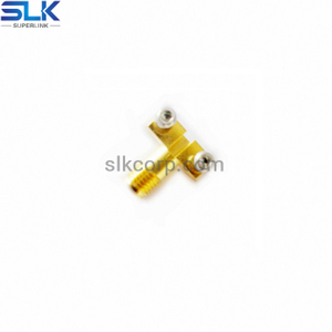 2.92mm jack straight connector for pcb end launch 50 ohm 5P9F28S-P31-001