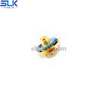 SSMA jack straight connector for pcb 50 ohm 5SAF25S-P21-031