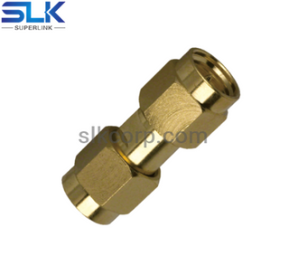 SMA male to SMA male straight adapter 50 ohm 5MAM06S-MAM-018