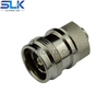 4.3/10 jack straight solder connector for TFT-402-LF cable 50 ohm NM-5SDF15S-S02-004
