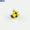 MCX jack straight connector for pcb 50 ohm 5MXF05S-P01-001