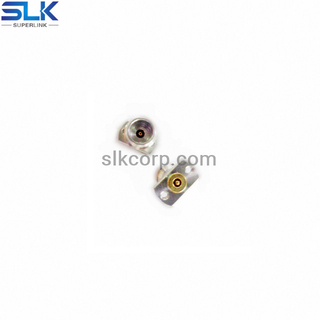 1.85mm jack straight connector for 2 holes flange 50 ohm 5P1F87S-H21-001