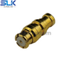 SMP jack straight solder connector for RG178 cable 50 ohm 5SPF11S-A03