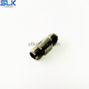 2.4mm female to 2.4mm female straight adapter 4 holes flange 50 ohm 5P4F86S-P4F
