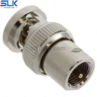 BNC male to FME female straight adapter 50 ohm 5BNM06S-FMM