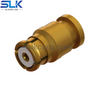 "SMP jack straight solder connector for Tflex-402 .141"" cable 50 ohm 5SPF15S-A81-001"