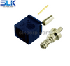 SMB plug straight crimp connector for RG-174 cable 50 ohm 5FKM11S-A02-004