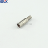 SMB plug straight crimp connector for Tcom-200 cable 50 ohm 5MBM11S-A200