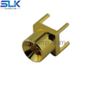 SMP plug straight connector for pcb smt 50 ohm 5SPM25S-P41-040
