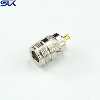HHD BNC female to N female straight adapter 75 ohm 7HDF06S-NCF