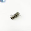 2.4mm male to 1.85mm female straight adapter 50 ohm 5P4M06S-P1F