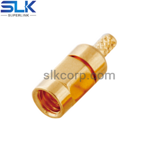 SMC plug straight crimp connector for RG-316 cable 50 ohm 5AMM11S-A02-003